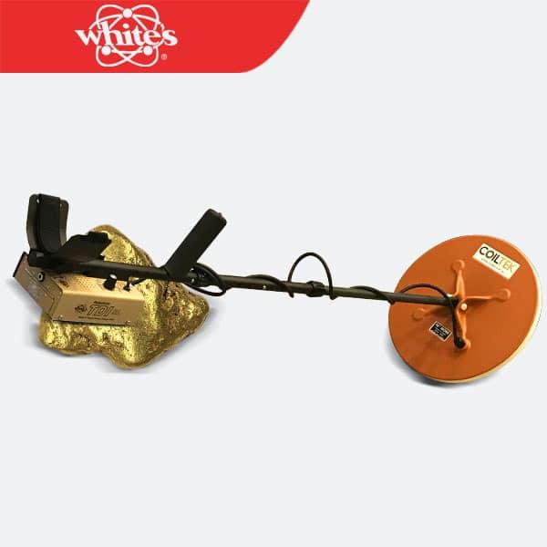 كاشف الذهب TDI-جهاز كشف الذهب الخام تي دي اي