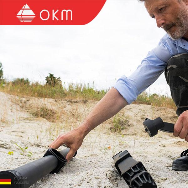 OKM eXp 6000 Professional Plus | اي اكس بي 6000 بروفيشنال بلس جهاز كشف المعادن التصويري من اوكي ام