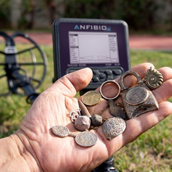 Sound System Metal Detectors
