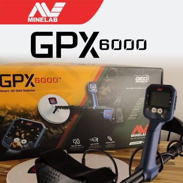 gpx 600 minelab