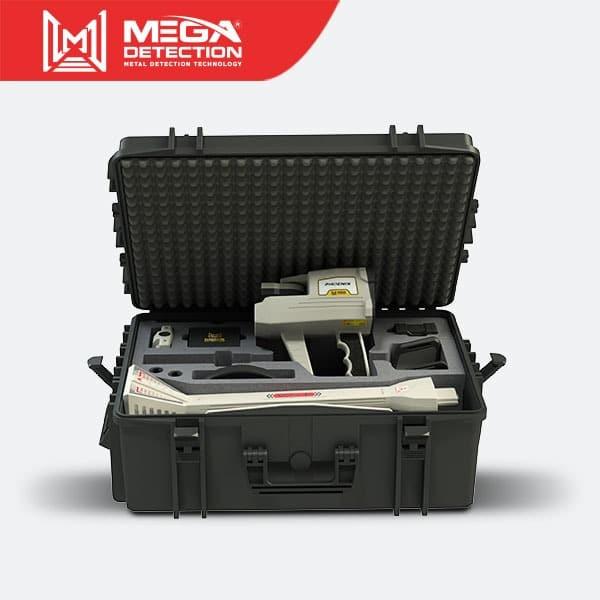 جهاز Phoenix فينيكس جهاز كشف الذهب التصويري ثلاثي الابعاد