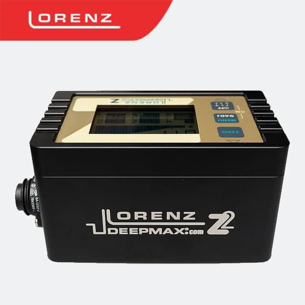 جهاز كشف الذهب لورنز ديب ماكس زد2